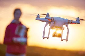 Règles spécifiques aux drones photo et video